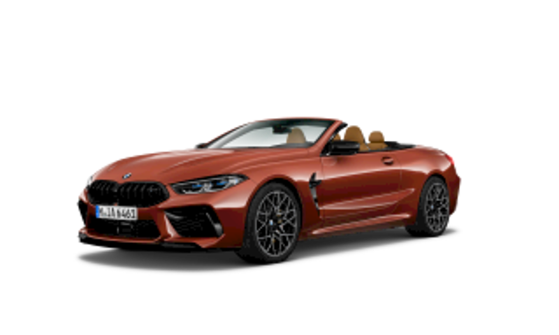 BMW 8er Cabriolet M Automobile