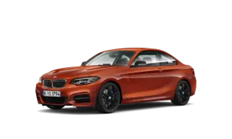 BMW 2er Coupé M Automobil