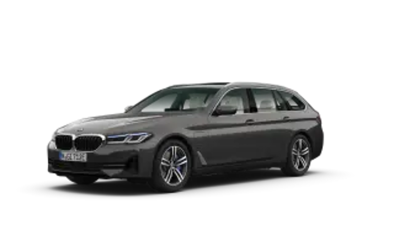 BMW 5er Touring Plug-in-Hybride