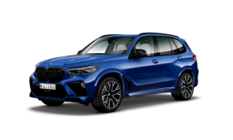 BMW X5 M Automobile
