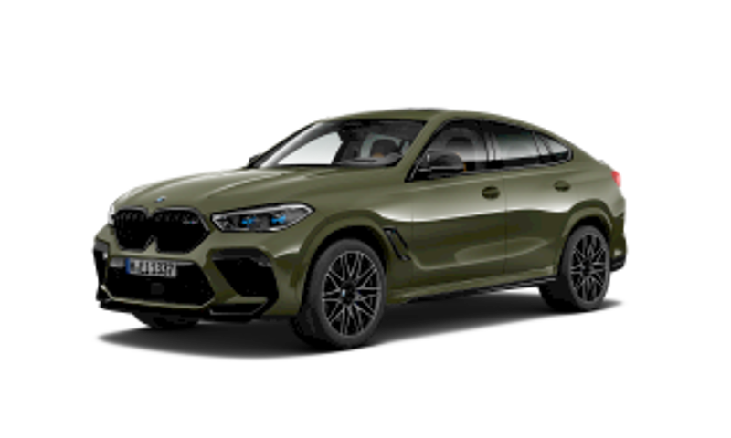 BMW X6 M Automobile