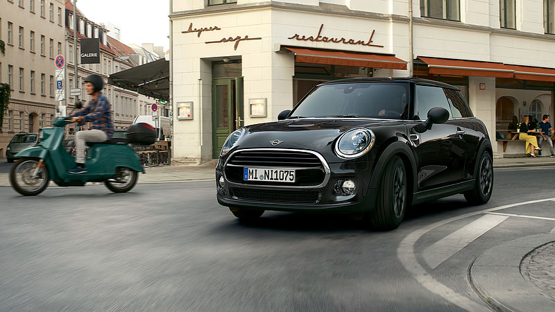 MINI One Blackyard 3-türer