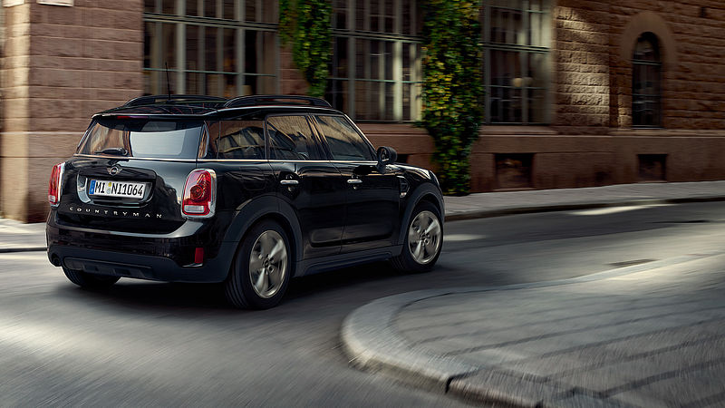 MINI One Blackyard Countryman